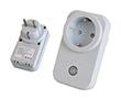 Przenośny, dogniazdkowy sterownik urządzeń elektrycznych sterowany przez WiFi: AD SWA1EU