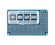 Nakładka prototypowa dla modułów Arduino MKR, >300 punktów lutowniczych: ARDUINO MKRProtoshieldL