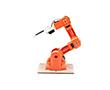 Ramię robota do samodzielnego montażu sterowane za pomocą modułów Arduino: ARDUINO TinkerkitBraccio