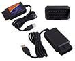 CHIP: PIC18F25K80, Wersja: V1.5, USB, Uzas=12V DC, I=45mA,: AS OBD2-V1.5_USB