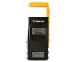 Wyświetlacz LCD, w zestawie 2 baterie LR44: BATTEST45181