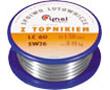 Stop lutowniczy Sn 97%, Ag  3%. Szpula: średnica 0,50mm, waga 250g.: CH CD.50-.25ag