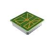 4.75-5.25VDC, 10-14mA, EIRP: 0.2-0.25mW, Szerokość impulsu: 15~70uSec: CZ PD-V8