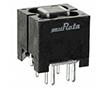 Filtr przeciwzakłóceniowy: 50VDC 10A 125V THT 40dB BNX: D BNX002-01