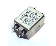 Filtr przeciwzakłóceniowy Cx 100nF, Cy 3.3nF, 10A, 250VAC: D YE10T1