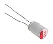 100uF 16V 5x8mm, polimerowy, radialny, temp. pracy -55÷105°C, tol. ±20%: KKM 100/16/05x8
