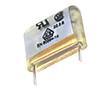 Kondensator papierowy WIMA, X2, 4.7nF, 275VAC, raster 10mm: KPAP   4.7/275m10-W