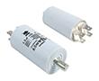 Kondensator rozruchowy do silników 1.5uF/450VAC +/-5% 30x49mm: KS  1.5/450