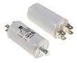 Kondensator rozruchowy do silników 3.5uF/450VAC +/-5% 30x49mm: KS  3.5/450