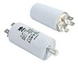 Kondensator rozruchowy do silników 5uF/450VAC +/-5% 30x57mm: KS  5/450