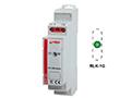 AC: 50/60 Hz: 130...260 V; DC: 0,7 W; -20...+55 C: LK RLK-1G