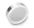 Magnes stały, neodym, wysokość 4.5mm, średnica 10mm, 25N, stal: M GN 50.1-ND-10