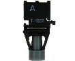 Nadajnik światłowodowy HFBR-1523; zgodność rozmiaru 1mm; główny odstęp 2.5mm: O.HFBR-1523