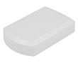 Obudowa KM-100 plastik ABS jasnoszara: OB KM-100J