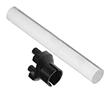 Światłowód do LED, Długość : 45mm, średnica: 5mm; prosta, z mocow. do PCB: OL.1216.1005