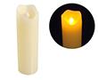 Świeca LED 5x16cm; kolor świecy: biały, woskowy: OL.SWIECA-5/16