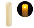 Świeca LED 5x20cm; kolor świecy: biały, woskowy: OL.SWIECA-5/20