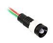 Kontrolka LED niebieska;wklęsła; średnica otw. Montażowego: 11mm; 24VAC/DC: OLB-D5-24V-AC/DC