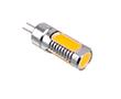 Żarówka LED 2.5W (odpowiednik 20W), biała ciepła (3000K), 250lm, 360°, 12V DC: OLBC.2.5W-G4C