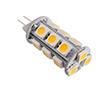 Żarówka LED 3.0W (odpowiednik 30W), biała ciepła (3000K), 220lm, 360°, 12V AC/DC: OLBC.3.0W-G4