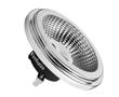 Żarówka LED typu AR111 10.0W (odp. 72W), b.ciepła (3000K), 700lm, 40°, 12V AC/DC: OLBC.A10.0W-G53V