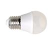 Żarówka LED G45 5.0W (odp. 40W), b. ciepła (2700K), 350lm, 220°, 230V AC, CRI>80: OLBC.B5.0W-E27T