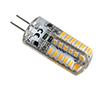 Żarówka LED 1.5W (odpowiednik 10W), biała ciepła (3000K), 130lm, 360°, 12V DC: OLBC.K1.5W-G4JM