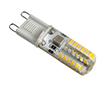 Żarówka LED 2.0W (odpowiednik 15W), biała ciepła (2600K), 140lm, 360°, 230V AC: OLBC.K2.0W-G9MV