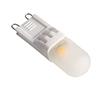 Żarówka LED 2.0W (odpowiednik 10W), biała ciepła (3000K), 150lm, 330°, 230V AC: OLBC.K2.0W-G9SZ1