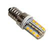 Żarówka LED 2.5W (odpowiednik 25W), biała ciepła (3000K), 220lm, 360°, 230V: OLBC.K2.5W-E14JM