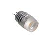 Żarówka LED 3.0W (odpowiednik 30W), biała ciepła (3000K), 270lm, 340°, 12V DC: OLBC.K3.0W-G4ZKB