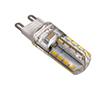 Żarówka LED 3.0W (odpowiednik 18W), biała ciepła (3000K), 210lm, 360°, 230V AC: OLBC.K3.0W-G9SS3