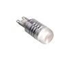 Żarówka LED 3.0W (odpowiednik 15W), biała ciepła (3000K), 270lm, 280°, 12V DC: OLBC.P3.0W-G9ZKA