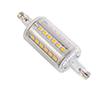 Żarówka LED 5.0W (odpowiednik 40W), biała ciepła (3000K), 500lm, 360°, 230V: OLBC.R5.0W-R7SSLG