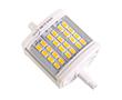 Żarówka LED 8.0W (odpowiednik 70W), biała ciepła (3000K), 800lm, 200°, 230V: OLBC.R8.0W-R7SSLC