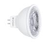 Żarówka LED 4.8W (odpowiednik 35W), trzonek: MR16, napięcie: 12V AC/DC: OLBC.S4.8W-MR16V