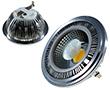 Żarówka LED typu AR111 12.0W, b.naturalna (4000K), 1000lm, 120°, 12V DC: OLBN.A12.0W-G53A_MICROS