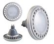 Żarówka LED typu AR111 11.0W (odp. 70W), b.zimna (6000K), 750lm, 120°, 230V AC: OLBZ.A11.0W-GU10GLE