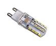 Żarówka LED 3.0W (odpowiednik 24W), biała zimna (6000K), 210lm, 360°, 230V AC: OLBZ.K3.0W-G9SS3