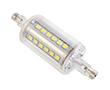 Żarówka LED 5.0W (odpowiednik 40W), biała zimna (6000K), 500lm, 360°, 230V: OLBZ.R5.0W-R7SSLG