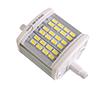 Żarówka LED 8.0W (odpowiednik 70W), biała zimna (6000K), 800lm, 200°, 230V: OLBZ.R8.0W-R7SSLC