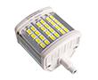 Żarówka LED 8.0W (odpowiednik 70W), biała zimna (6000K), 800lm, 180°, 230V: OLBZ.R8.0W-R7STL