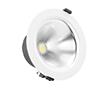 Oprawa LED typu downlight 15W TRUMPET, b. ciepła (3000K), 1500lm, 65°, 220÷240V: OLDL.BC.15W-TRUMPET-V