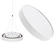 Lampa podwieszana LED do pomieszczeń: OLDL.BC.18W32R-V