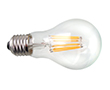 Żarówka LED Filament, 8W (odp. 80W), biała ciepła (3000K), 880lm, 360°, 230V: OLFBC.B8.0W-E27L3