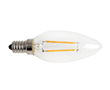 Żarówka LED Filament, 2W (odp. 25W), biała ciepła (2700K), 200lm, 360°, 230V: OLFBC.C2.0W-E14X1