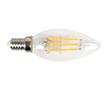 Żarówka LED Filament, 4W (odp. 40W), biała ciepła (2700K), 400lm, 360°, 230V: OLFBC.C4.0W-E14Y