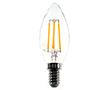 Żarówka LED Filament, 6W (odp. 60W), biała ciepła (2700K), 720lm, 360°, 230V: OLFBC.C6.0W-E14J
