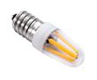 Żarówka LED filament 2.5W ( odp. 25W ), biała cipeła (3000K), 180lm, 360°, 230V: OLFBC.K2.5W-E14JM