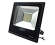 Naświetlacz LED SMD 50W, biała ciepła, 4000lm, 120°, 230V: OLFL.BC.50Was